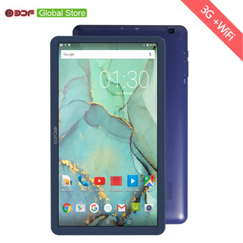 3G Sim Card and WiFi Version 10 Inch Mobile Phone Call Tablet Android 5.1 1GB RAM 16GB ROM FM Bluetooth Tablets pc