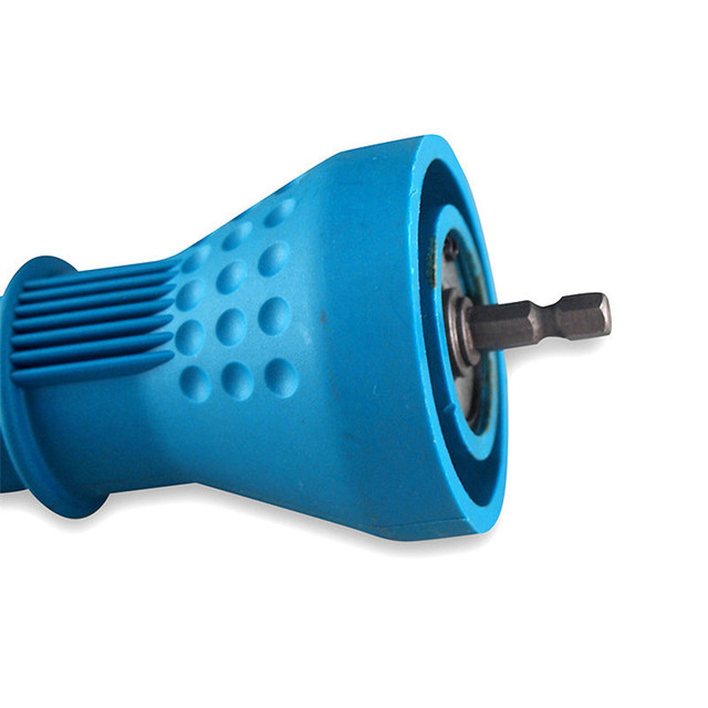 Blue Electric Riveter Pull Rivet Gun Adapter Riveting Tool Cordless Drill Insert Nut For Blind 2.4 To 4.8mm