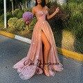 BAZIIINGAAA Роскошные 2021 вечерние элегантные женские вечерние платья размера плюс тонкие длинные вечерние платья с принтом подходят для официал...