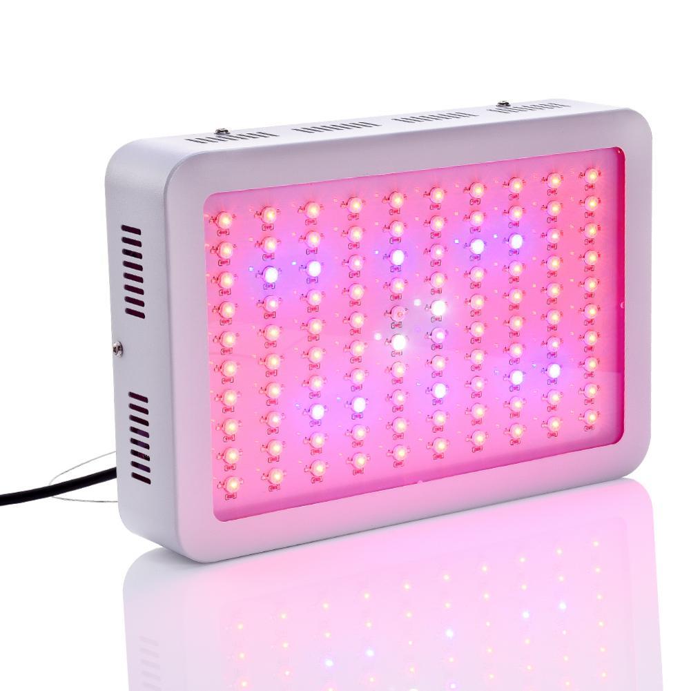 AC85 265V LED Plant Grow Light 1000W UV IRLED Full Spectrum Plant Lights with red blue white light