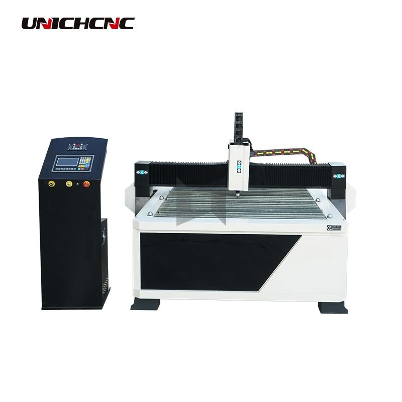 Steel Plate Cnc Plasma Oxyfuel Cutting Machine Price