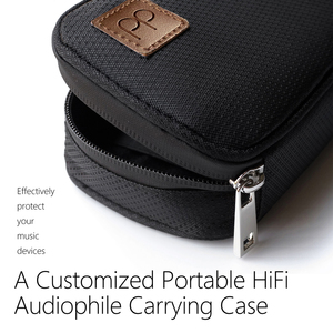 Image 5 - DD ddHiFi C 2019 (B) مخصصة HiFi حمل الحال بالنسبة السمعية ، سماعة الرأس والكابلات حقيبة التخزين ، مشغل موسيقى واقية.