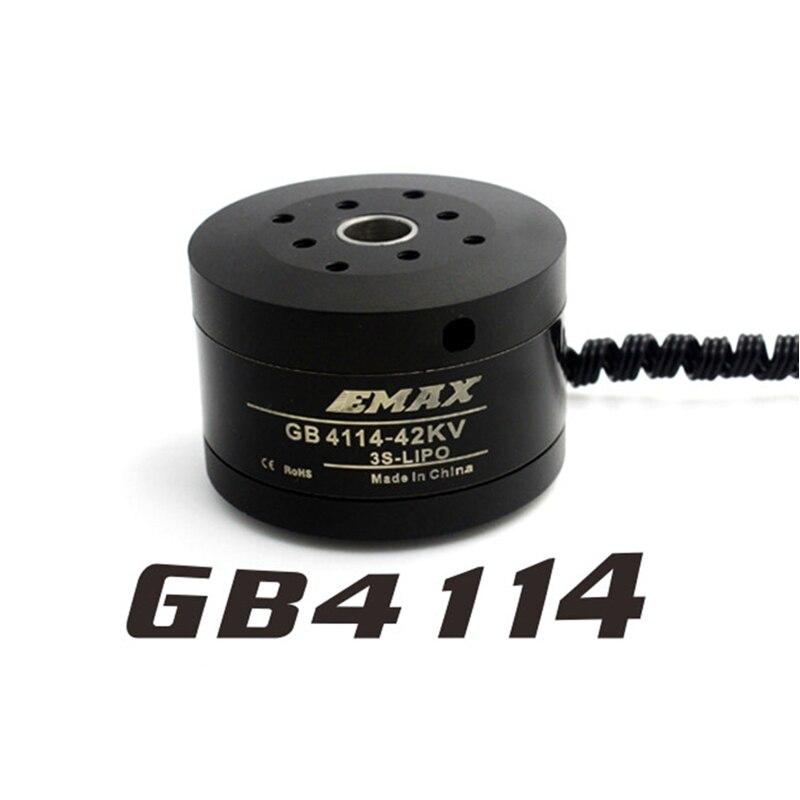 Emax EMAX GB4114 42KV 85T Brushless Gimbal Motor Hollow Shaft