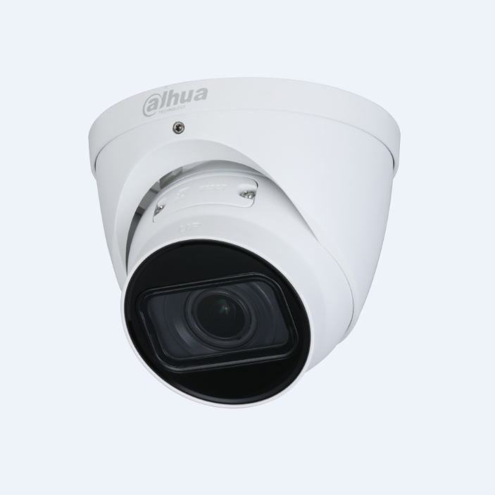 New Lite 4MP POE IP Camera H.265 Built-in IR LED MIC Support 256 GB SD Card Rotation Mode IPC-HDW2431T-AS-S2 Security Camera