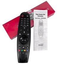 Novo original para lg AN MR18BA.AEU magia controle remoto com companheiro de voz para selecionar 2018 smart tv, substituição AM HR18BA sem voz