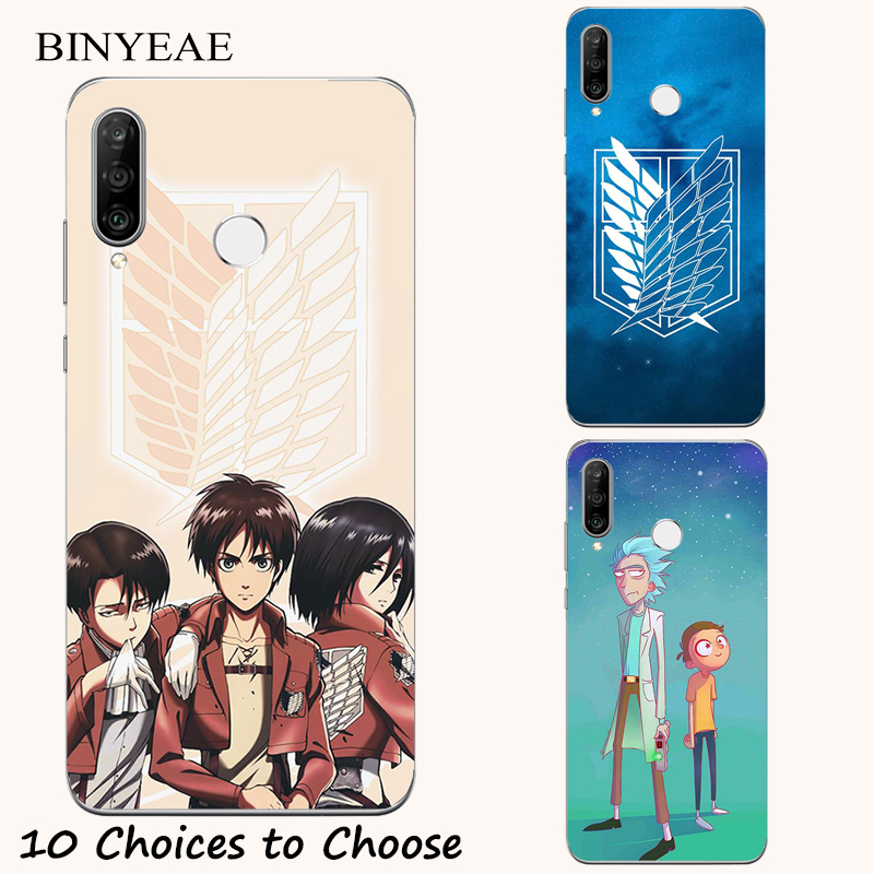 Attack on Titan Case For Lenovo S5 Z5 Z5s Z6 A5 K5 K5s K8 Plus lite Play Pro A6 Note K320t K350t ZUK 2 Edge Phone Printed Cover