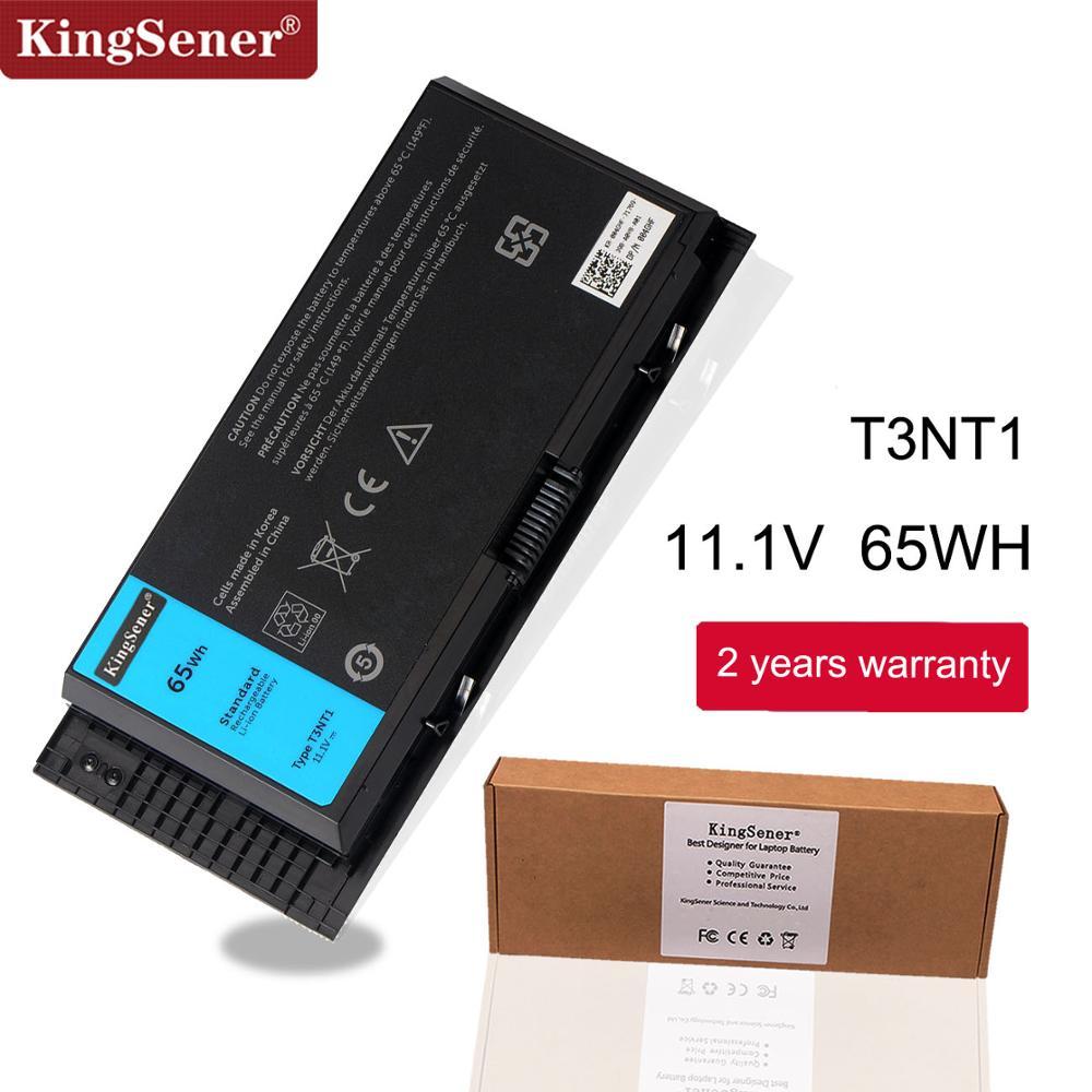 KingSener T3NT1 Laptop Battery For DELL Precision M6600 M6700 M6800 M4800 M4600 M4700 FJJ4W PG6RC R7PND FV993 11.1V 65WH