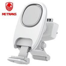 Metrans magnético universal suporte do telefone carro para o iphone 360 rotação de ar saída ventilação carro telefone montar suporte telefon tutucu