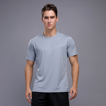 Mens Running Shoes T-Shirts, Quick Dry Compression Sport T-shirts, Fitness Gym T Shirts, Soccer Jersey Sportswear