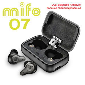 Image 2 - Mifo O7 ipx7 Waterproof Mini Stereo Touch Earphones Wireless Earbud Bluetooth 5.0 Handfree Support Apt x For iPhone xiaomi huawe