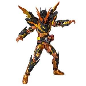 Image 1 - Version Magma masqué cavalier construire Kamen cavalier Cross Z Anime Prototype Joint mouvement Action figurine modèle Collection jouets enfant cadeau