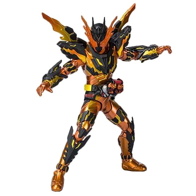 Version Magma masqué cavalier construire Kamen cavalier Cross Z Anime Prototype Joint mouvement Action figurine modèle Collection jouets enfant cadeau