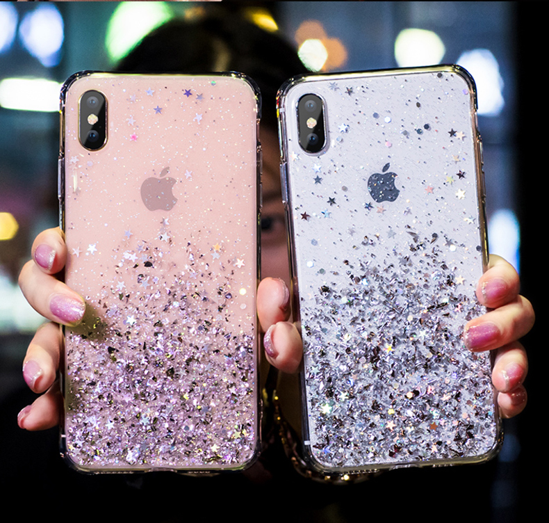 Luxury Bling Case for iPhone SE (2020) 26