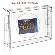 Ruitroliker 30Pcs Clear Box Case Sleeve CIB Protector for PS VITA Games Cartridge Box