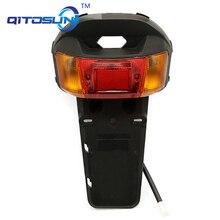 1 шт. для 3KJ JOG(50) задний светильник для мотоцикла, стоп-светильник, поворотная лампа, задний фонарь, аксессуары для мотоциклов