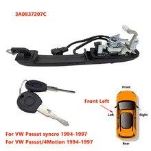 VW Passat B4 1994 1997 외부 도어 핸들 3A0837207C,3A0837208C,3A0839205A
