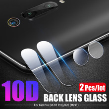 2Pcs/lot Back Camera Lens Tempered Glass For Xiaomi Mi 9T 9 SE Lite Note 10 A3 Redmi K20 Note 7 8 Pro 8T Lens Protector Glass(China)