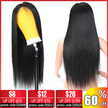 straight 13x4 lace front wig brazilian wig short lace front human hair wigs for women bob lace front wigs Non-Remy 150% Density mobok straight lace front wig 13x4 lace front bob wigs 150
