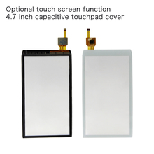 LILYGO T5 4.7 inch E paper ESP32 V3 version Capacitive Touch Cover 16MB FLASH 8MB PSRAM WIFI/Bluetooth for arduino