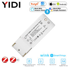 DIY Zigbee Smart Home Automation Dimmer Switch Remote Control Work with Echo Plus Alexa SmartThings Fit for Most Zigbee 3.0 Hub