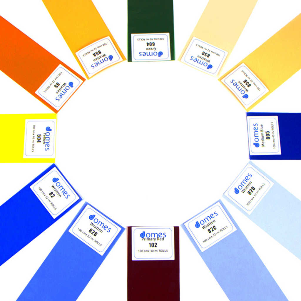 2019 NUOVO 40x50 centimetri di Carta Gel Color Filter per la Fase di Illuminazione Redhead Luce le luci utilizzate nel film video foto di scena del teatro del partito