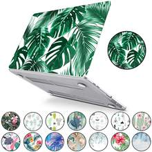 Case voor Macbook Air Pro Retina 11 12 13 15 Bloemen Cover voor Mac book Air 13.3 A1466 A2159 A1989 pro 15.4 inch A1990 A1398 A1286(China)