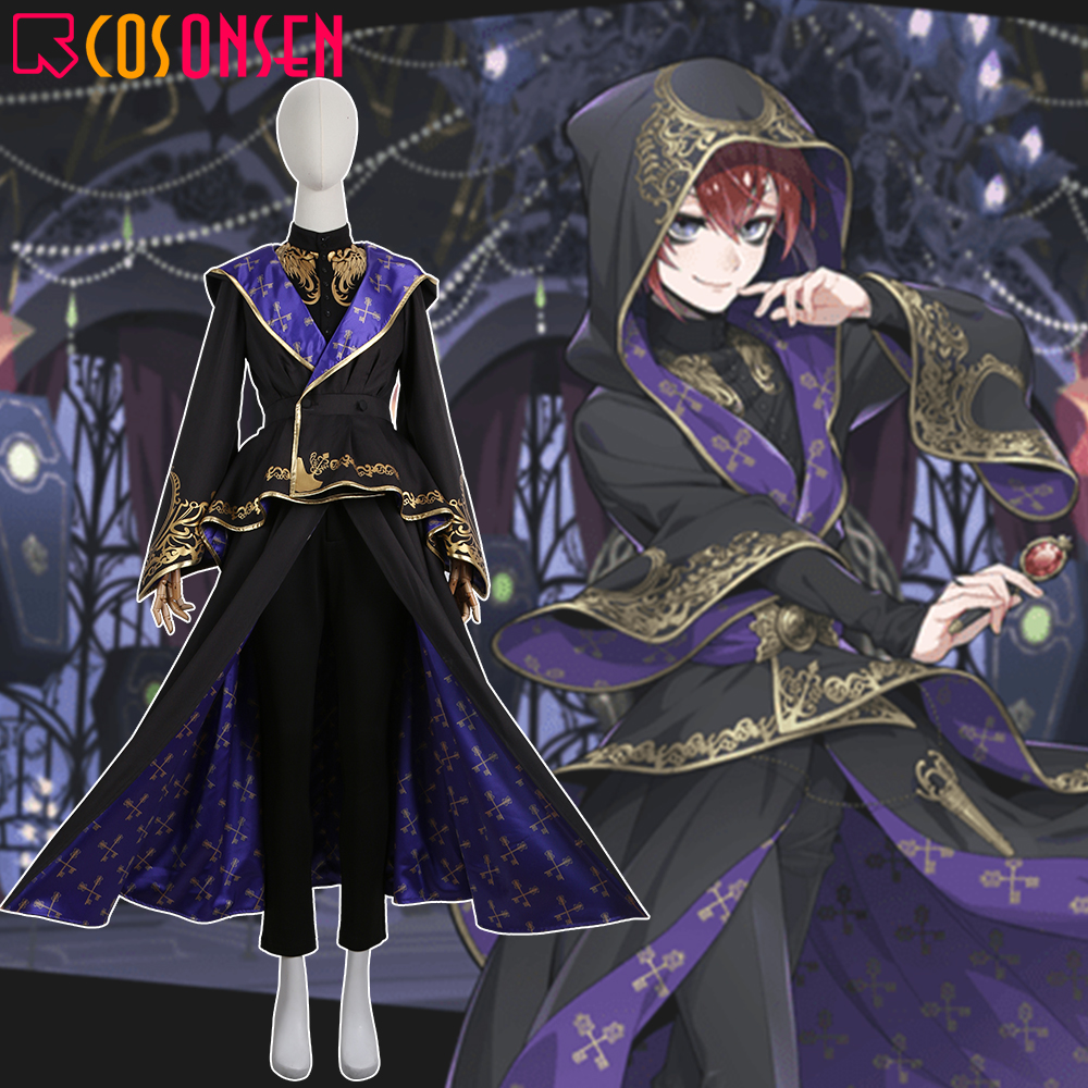 Game Twisted Wonderland The Red Queen Cosplay Costume COSPLAYONSEN Custom Made Full Set