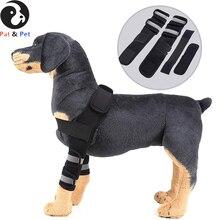 1 пара коленные наколенники для собак, поддерживающие фиксаторы для ног, защитные наколенники, защита для бега на открытом воздухе