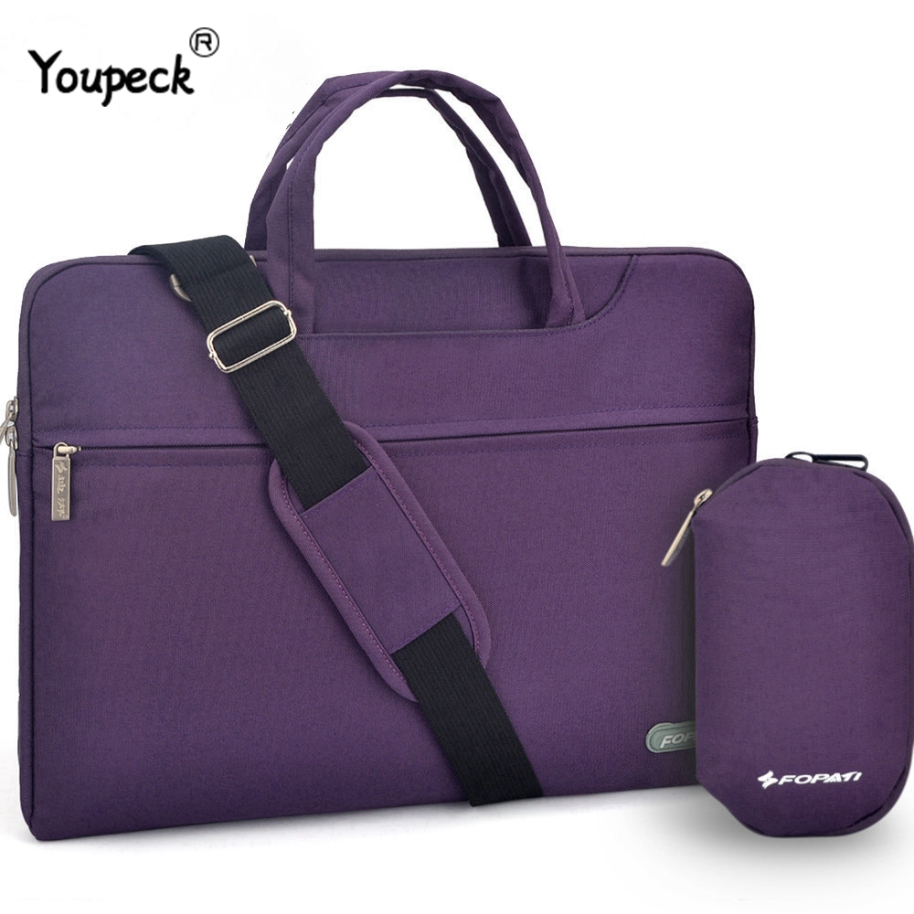 Waterproof Laptop Bag 15.6 For Macbook Pro 15 Notebook Bag 14 Inch Laptop Sleeve For Macbook Air 13 Laptop Bag 13.3,15,15.6 Inch