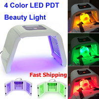 New LED Light Photodynamic Facial Skin Care Body Relaxation Therapy Device Multifunctional Beauty Instrument Home Use