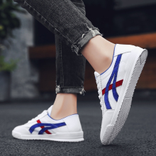 Men Loafers Trainers Shoes Man Walking Shoes Breathable Mens Flat Board Casual Tenis Shoes Fashion Sneakers недорого