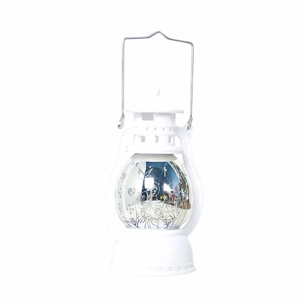 Trang Trí Giáng sinh Đèn LED USB Đèn Ngủ 3D Acrylic Ký Đèn Trang Trí