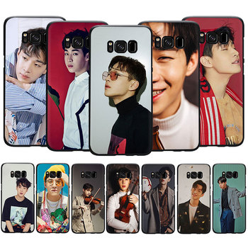 henry lau funny Soft Phone Cover Case for Samsung Galaxy M10 20 30 S6 7 Edge S8 9 10 Plus S10E Note 8 9 image