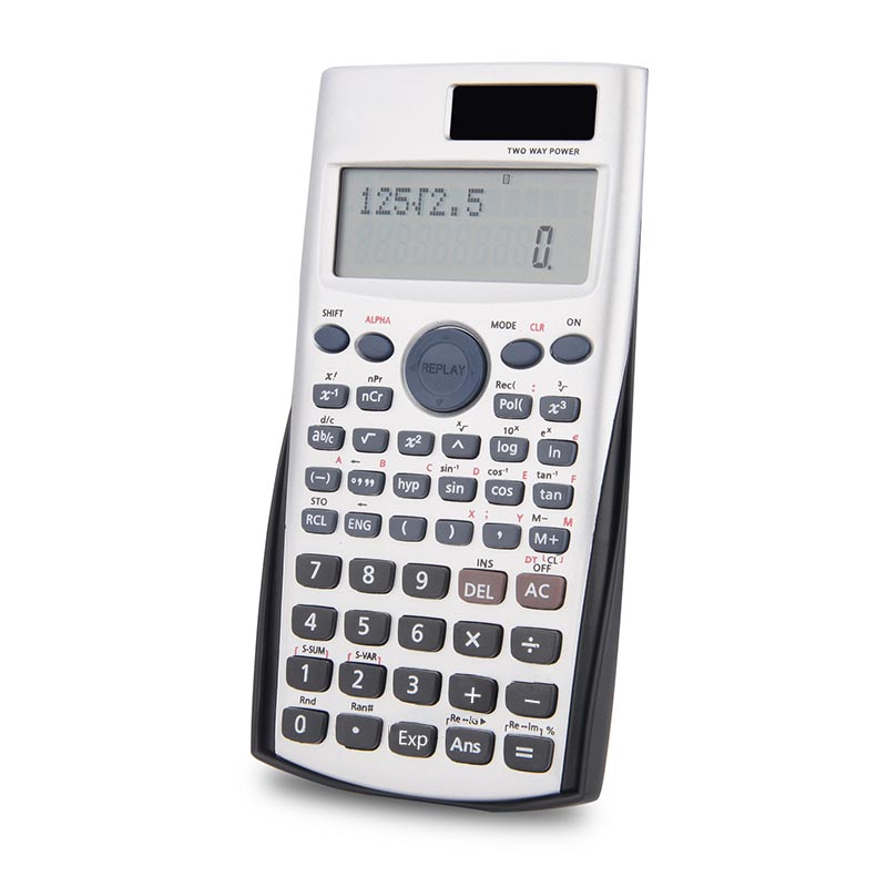 991ES PLUS & 991ES Office Calculator 417 Functions Student Function Scientific Calculator School Exam