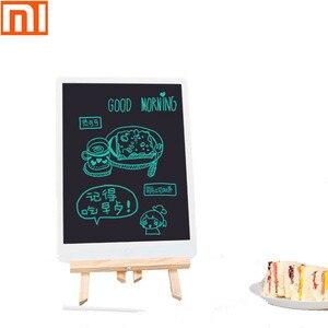Image 2 - オリジナルxiaomi mijia液晶ライティングタブレットとペン描画ボード描画電子マットグラフィック黒板mijiaメッセージボード