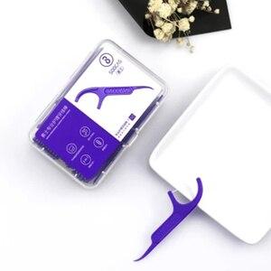 Image 3 - Orijinal Xiaomi Soocare diş ipi günlük diş temizleme profesyonel süper diş ipi 50 adet/kutu en kaliteli