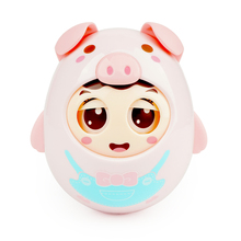Baby Rattles Tumbler Doll Baby Toys Sweet Bell Music Learning Education Toys Gifts Baby Bell Baby Toys
