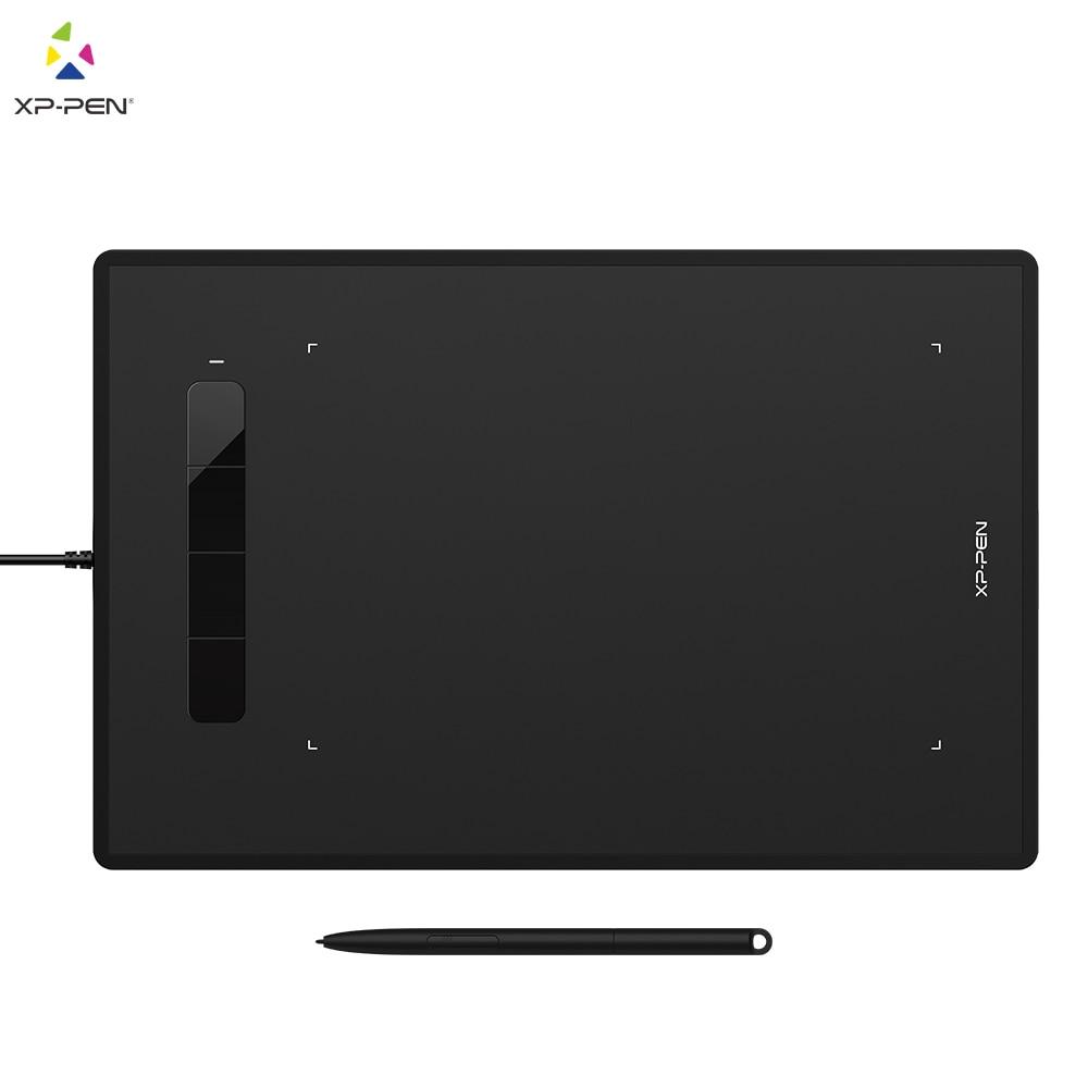 XP-Pen Star G960 Digital Drawing Tablet Graphic Tablet 8192 Levels Support Windows MAC Pen Tablet Online Education Art