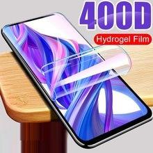 Y81 9d para vivo Filme de Hidrogel para vivo y81 y83 y85 y97 v11 z3 x23 v15 v9 protetor pro v15pro v 15 pro glas segurança