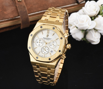 Brand High Quality Audemars Piguet Quartz Famous AP- Top Watches Mens Womens Watch Steel Wrist Men Sports Women 8862 Order
