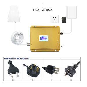 Image 5 - Lintratek 3G Gsm900 Repeater Gsm Wcdma 2100 Mobiel Signaal Versterker Booster 2G 3G Cellulaire Voice Internet 2100 versterker S55