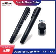 2020 A + + + جودة OBD2 سائل الفرامل السائل تستر القلم مع 5 LED سيارة معدات للسيارات أدوات التشخيص سائل الفرامل الصغيرة تستر