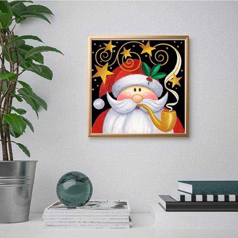 Купить diy 5d бриллиантовый рисунок рождество носки алмазная вышивка