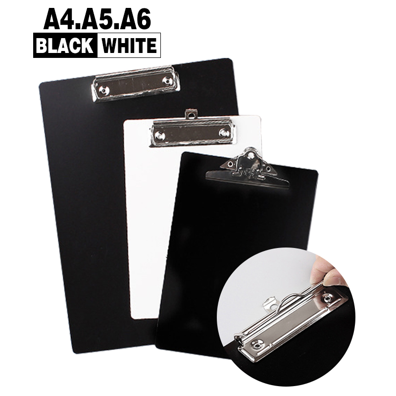 A4 Board A5 Folder A6 Pad Writing Board Folder Menu Folder Bill Folder Plastic Office Student Stationery
