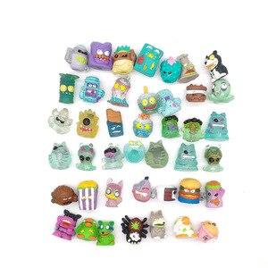 Image 2 - 50 adet/grup yeni Grossery Gang aksiyon figürleri Putrid güç Mini şekil oyuncaklar Model oyuncaklar çocuklar için
