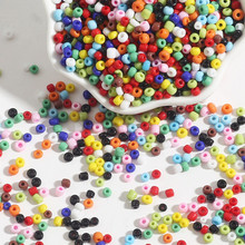 2/3/4mm 150-1000pcs Czech Charms Beads Glass Seed Loose Beads For Jewelry Making DIY Bracelet Necklace Earrings Accessories
