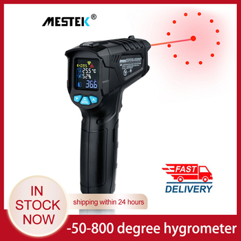 MESTEK -50-800 degree digital thermometer humidity meter infrared thermometer hygrometer temperature humidity meter pyrometer habotest digital thermometer ht650a b c humidity meter infrared thermometer hygrometer temperature humidity meter pyrometer