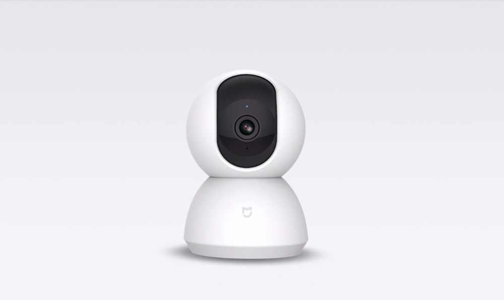 نسخة محدثة 2019 شاومي Mijia كاميرا ذكية كاميرا ويب 1080P واي فاي عموم إمالة للرؤية الليلية 360 زاوية كاميرا فيديو عرض مراقبة الطفل