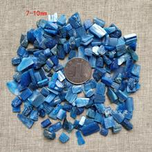 100g natural kyanite stone crystal particles aquarium gravel pots landscaping ornamental Buddha Feng Shui