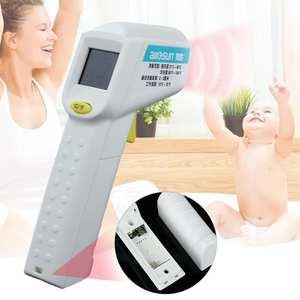 In Stock Non-Contact Digital Infrared Thermometer Body Temperature Gun 32.0~42.9°C(90~109°F)